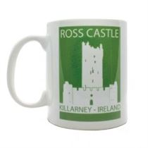 Ross Castle Killarney Mug