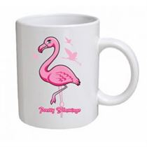 Pretty Flamingo Mug