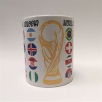 2018 Russia World Cup Mug
