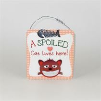 Spoiled Cat - Pet Hangers