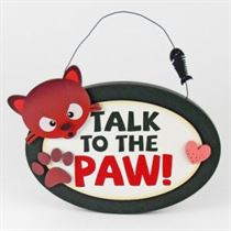 Talk To The Paw - Pet Hangers
