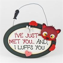 Just Met You - Pet Hangers