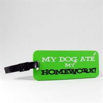 My Dog - School Tags (Pack Of 2)