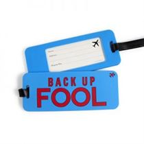 Back Up - Luggage Tags (Pack Of 2)
