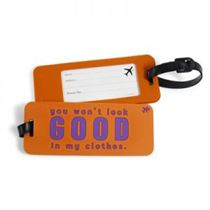 Won't Look Good - Luggage Tags (Pack Of 2)