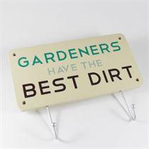 Gardeners Dirt - Garden Hanger