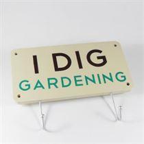 I Dig Gardening - Garden Hanger