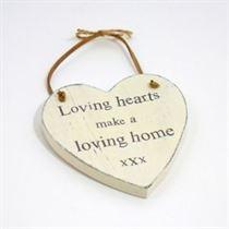 Loving Hearts - Heart Hangers