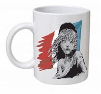 Banksy - Les Miserables Mug