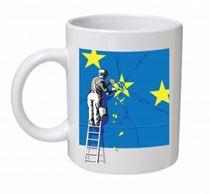 Banksy - EU Flag Mug