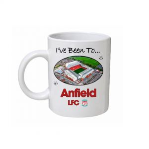 I've Been To Anfield Mug