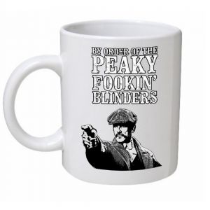 By Order Of The Peaky Blinders Mug
