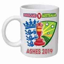 2019 Ashes Cricket Mug