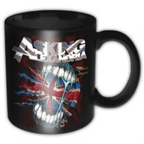 Asking Alexandria Flag Eater Ceramic Boxed Mug - Music and Media