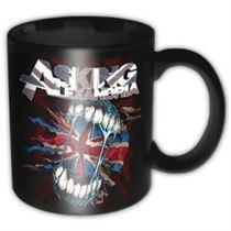 Asking Alexandria Flag Eater Ceramic Boxed Mug - Music and Media