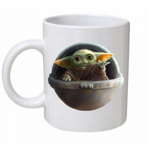 Baby Yoda Mug