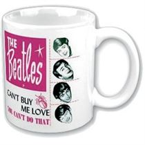 The Beatles Boxed Mug : Can't Buy Me Love - Music and Media