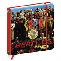 The Beatles SGT Pepper Notebook - Official Licensed Merchandise