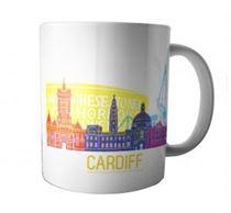 Cardiff Skyline Mug