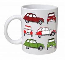 Citroen 2CV Classic Car Mug