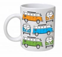 Volkswagen Camper Van Classic Car Mug