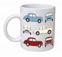 Morris Minor Classic Car Mug
