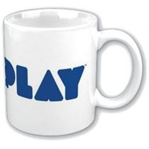 Cold Play boxed Mug : New Logo - Music and Media