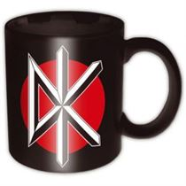 Dead Kennedys Logo Black Mug - Music and Media