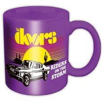 The Doors Riders On The Storm Boxed Mug - Music and Media