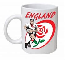 England Rugby Union Mug