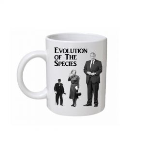 Evolution Boris Mug