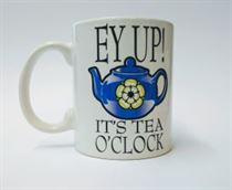Ey Up! It's Tea O'Clock Mug