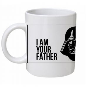 I Am Your Father Star Wars Mug
