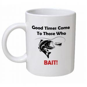 Good Things Fishing Mug