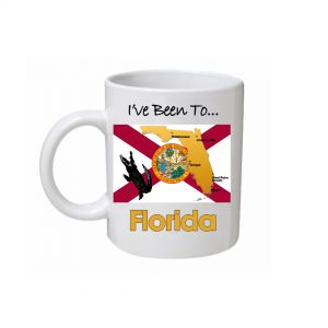 I've Been To Florida Mug