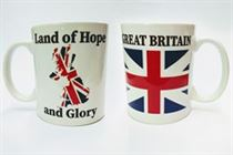 Great Britain Mug