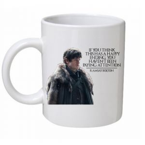Ramsey Bolton If You Think This Has A Happy Ending Mug
