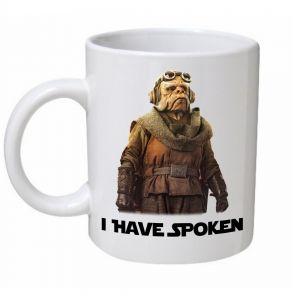 Kuiil I Have Spoken mug