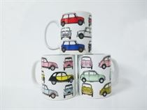 Iconic Design Classics - Classic Car Mug Bundle No2