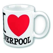 Magic Moments Boxed Mug: I Love Liverpool - Music and Media