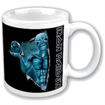 Iron Maiden Boxed Mug : Different World - Music and Media