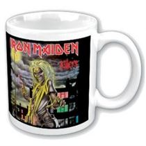 Iron Maiden boxed Mug: Killers - Music and Media