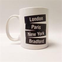 Bradford - International Mug