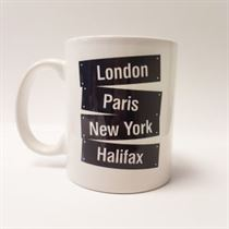 Halifax - International Mug