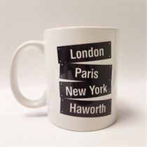 Haworth - International Mug