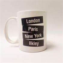 Ilkley - International Mug