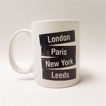 Leeds - International Mug