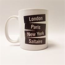 Saltaire - International Mug