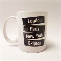 Skipton - International Mug