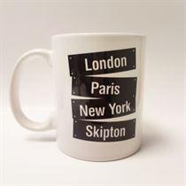 Skipton - International Mug